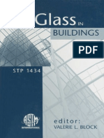 The Use of Glass in Buildings