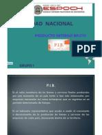 P.I.B.-GRUPO 1