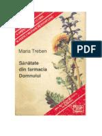 Maria Treben - Sanatate Din Farmacia Domnului