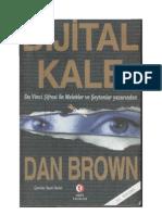 Dan Brown Dijital Kale