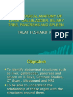 Radio Logic Anatomy of Liver, Biliary Tree by Dr. Talat