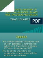 Radio Logic Anatomy of Liver, Biliary Tree by Dr. Talat