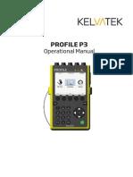 ProfileP3 Manual