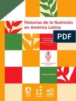 Historias de la nutricion en America Latina