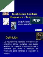 Insuficiencia Cardiaca Dr Moreno