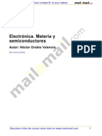 Electronica Materia Semiconductores 25478