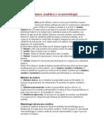 La Química Analítica y su metodología.doc