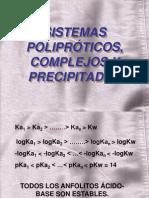 Sistemas poliproticos, complejos y precipitados.ppt