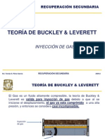 Ejercicio Buckley & Leverett (Gas)