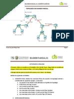 Primer Examen Linea CompIII 2014-I