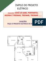 Exemplo de Projeto Elétrico