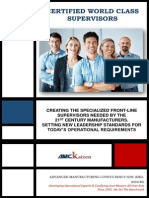Front Line Managers Program