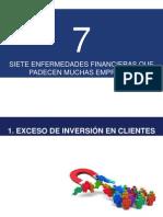Siete_enfermedades- Financieras en Las Empresas