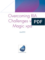 Overcoming RIA Challenges With Magic Xpa