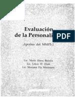 Evaluación de La PersonalidadMMPI-2