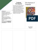 languagedevelopmentbrochure