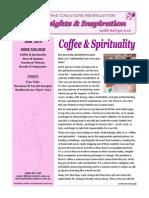 Divine Creators Newsletter - June 2014