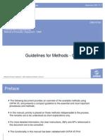 Catia V5 Guidelines