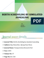 Review FinaBerth schedulingl [1]