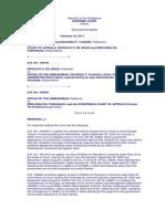 facundo v court of appeals Sc Injuncion 2011 Omb