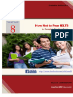 How Not to Fear IELTS