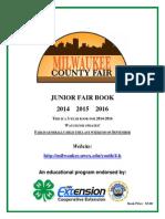 2014 Junior Fair Book 052014