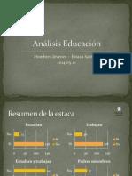 Análisis Educación