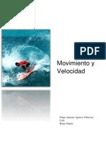 Movimiento y Velocidad