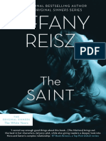 The Saint by Tiffany Reisz - Chapter Sampler
