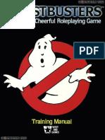 GB RPG - Training Manual