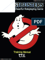 GB RPG - Training Manual