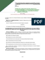 204 Ley Reglamentaria de La Fracción Xviii Del Artículo 73