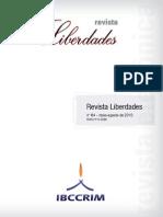 Revista Liberdades n. 04