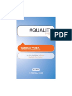 #QUALITYtweet Book01 - 140 Bite-Sized Ideas to Deliver Quality in Every Project (2009)