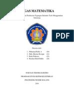 Tugas Matematika RMS AVG