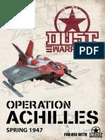 Achilles Warfare for Web