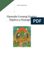 Upasaka Losang Gyatso Súplica a Hayagriva.