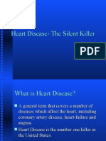 Heart the Silent Killer
