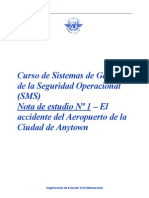 Caso Práctico - Accidente Aéreo OACI