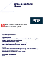 Cardiac Diesease,A Psychological Approach