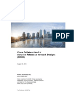 Cisco Collaboration 9.x Solution Reference Network Designs