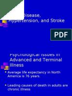 Heart Diesease Hypertension Stroke