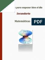 Matemáticas Secu