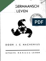 J.C. Nachenius - Oud-Germaansch leven