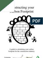 Carbon Footprint Workbook