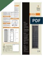 Reliance solar plates