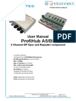 ProfiHub A5B5 Manual en GC