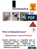 Radio Pharmaceutics