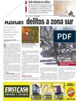 Policiaca 2 de junio 2014