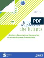 Sectores Emergentes Fuenlabrada. Empleos y Ocupaciones de Futuro